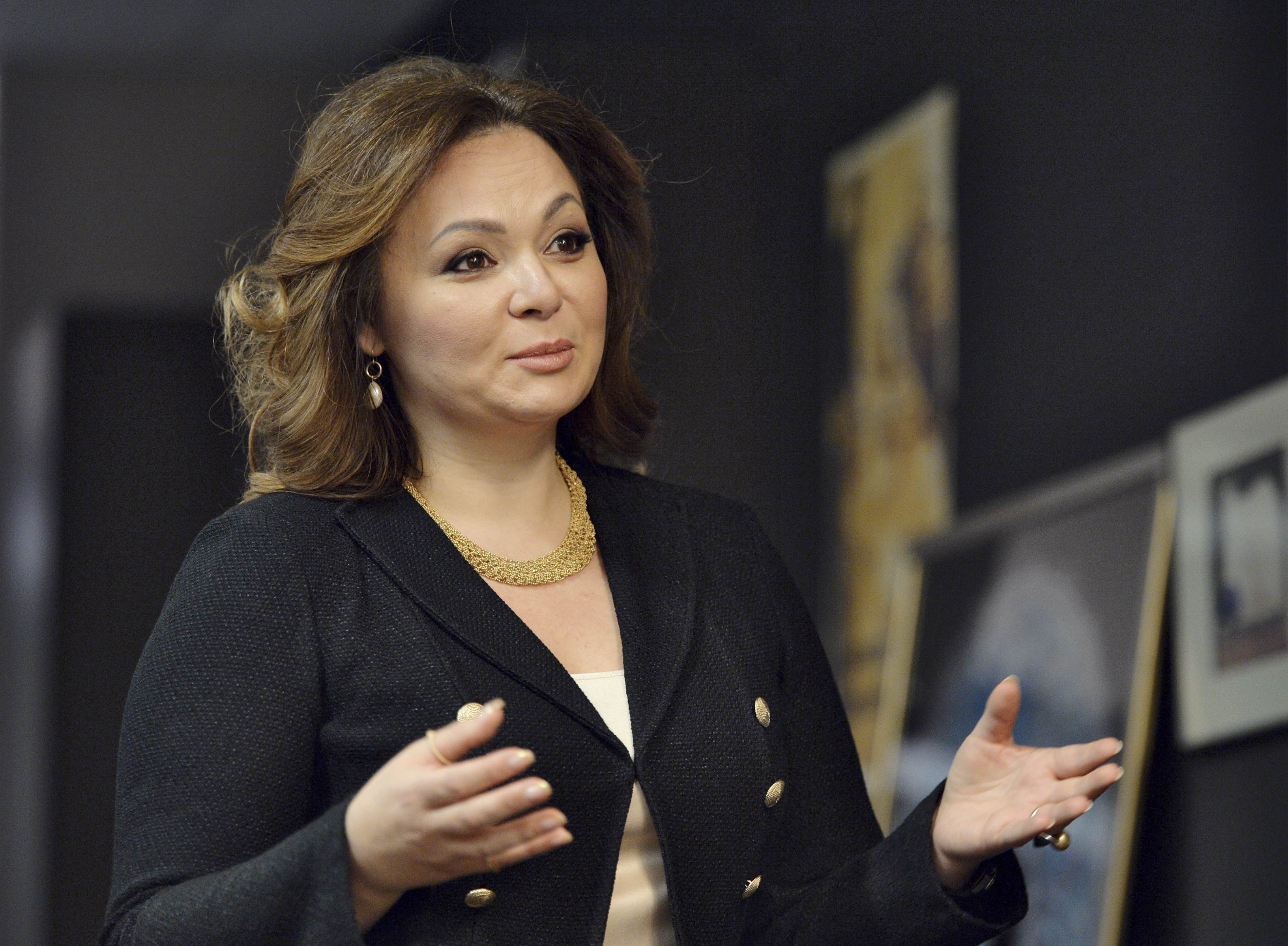 Russian lawyer Natalia Veselnitskaya speaks during an interview in Moscow, Russia November 8, 2016. REUTERS/Kommersant Photo/Yury Martyanov
