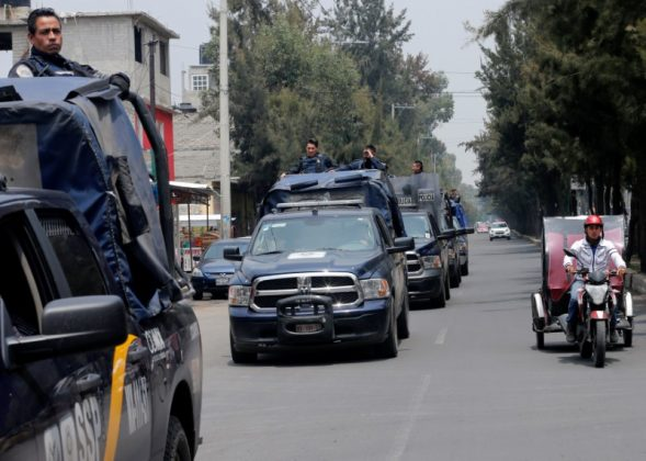 Mexico City spike in crime, violence sparks fears of cartel