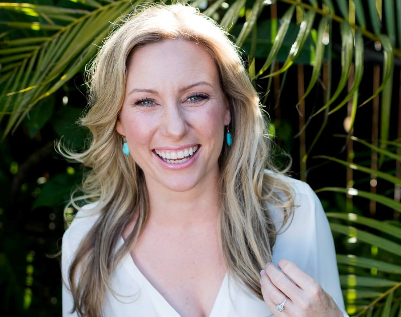 FILE PHOTO: Justine Damond, also known as Justine Ruszczyk, from Sydney, is seen in this 2015 photo released by Stephen Govel Photography in New York, U.S., on July 17, 2017. Stephen Govel/Stephen Govel Photography/Handout via REUTERS