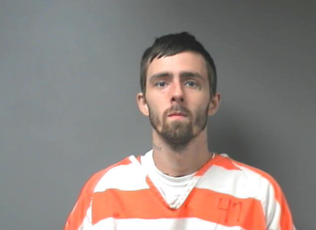 Inmate Brady Andrew Kilpatrick shown in this undated booking photo provided July 31, 2017, is the last remaining inmate at large after 11 of 12 prison escapees have been recaptured after a mass jailbreak at the Walker County Jail, near Birmingham, Alabama, according to authorities. Courtesy Walker County