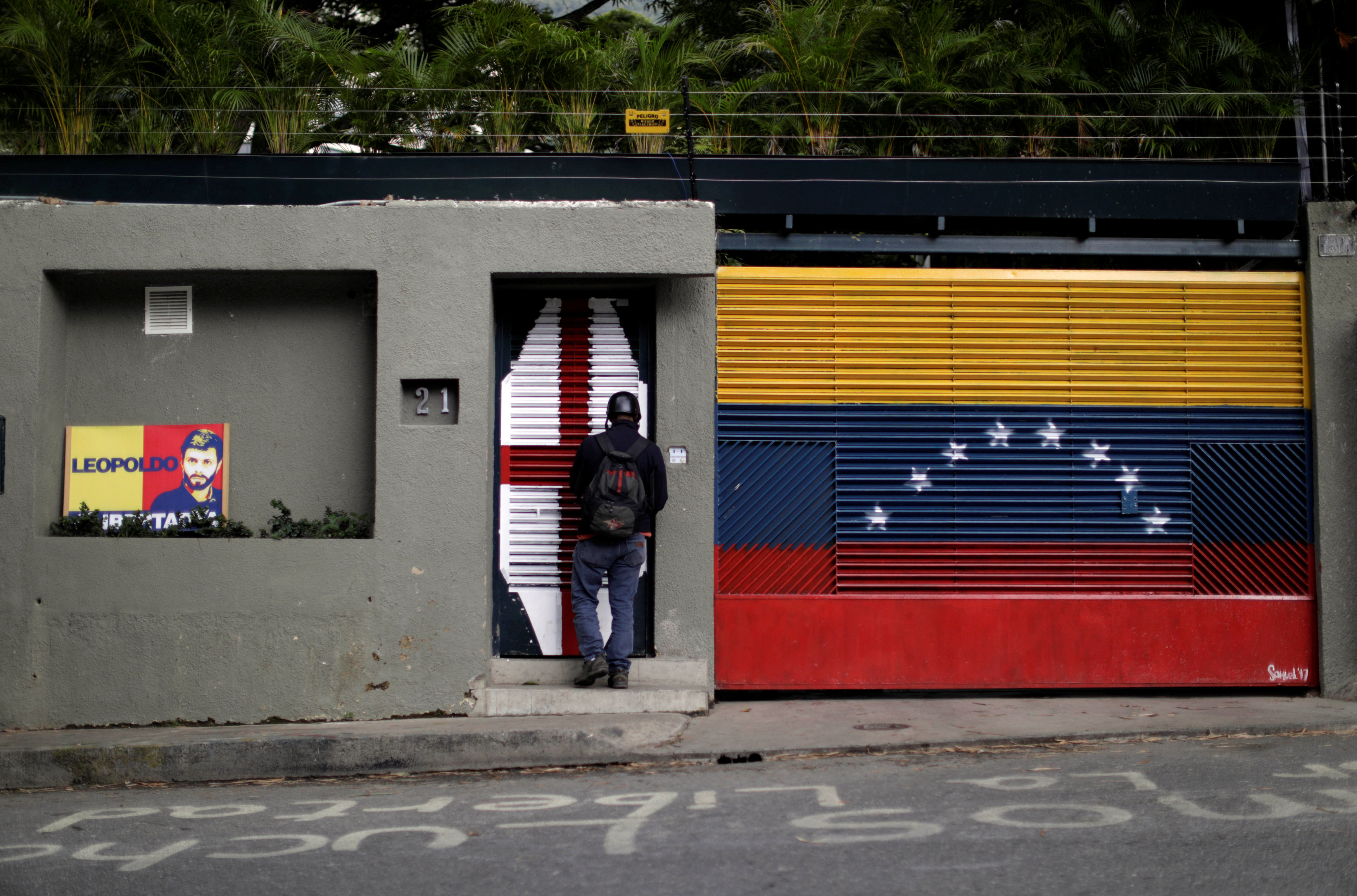 Venezuela jails opposition leaders in new crackdown on opponents