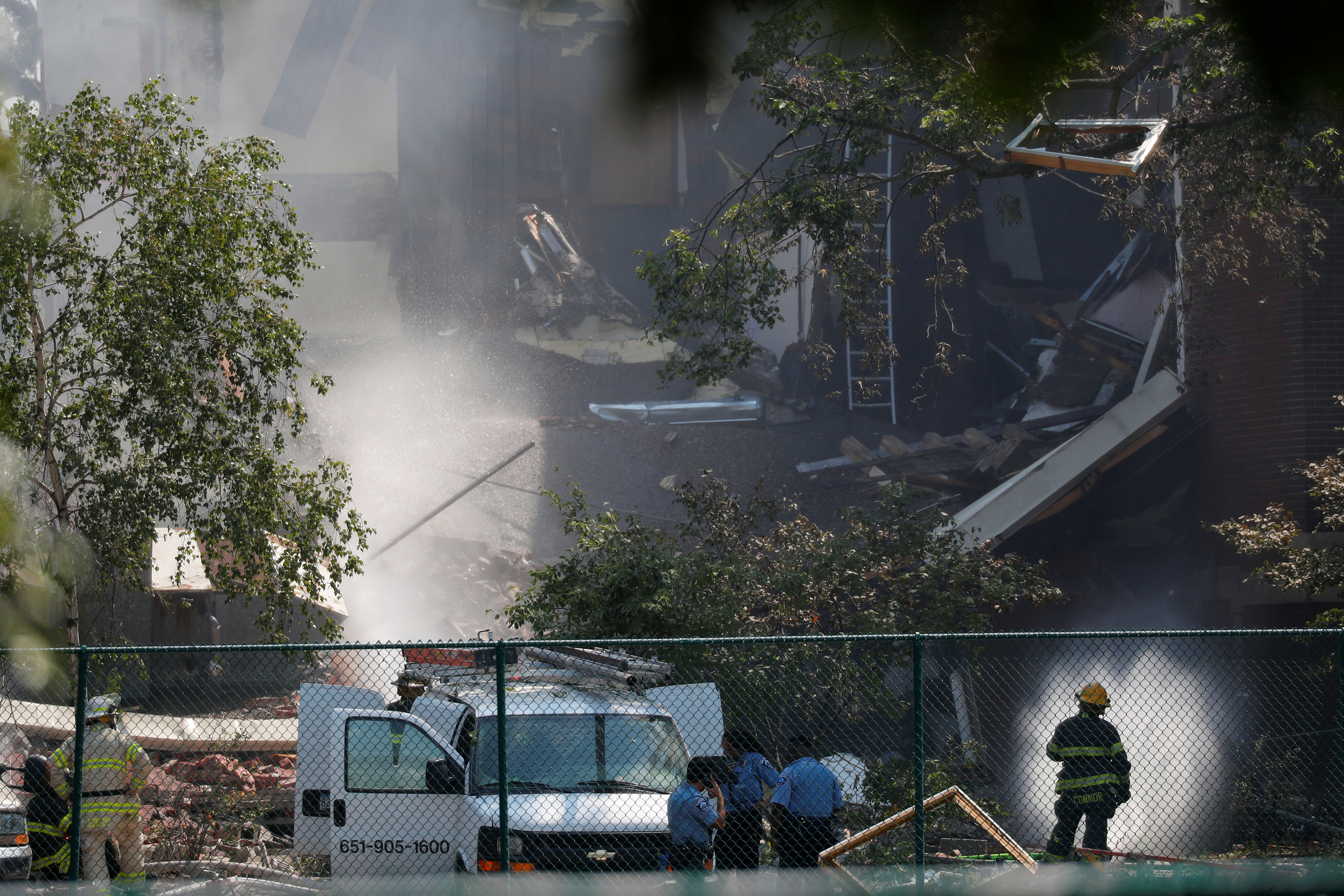 Investigators look for answers in deadly Minneapolis school explosion