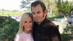 "Paula White Cain and her husband, ""Journey""s Jonathan Cain"