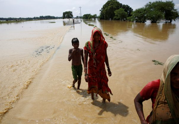 Monsoon floods kill more than 200 people across South Asia