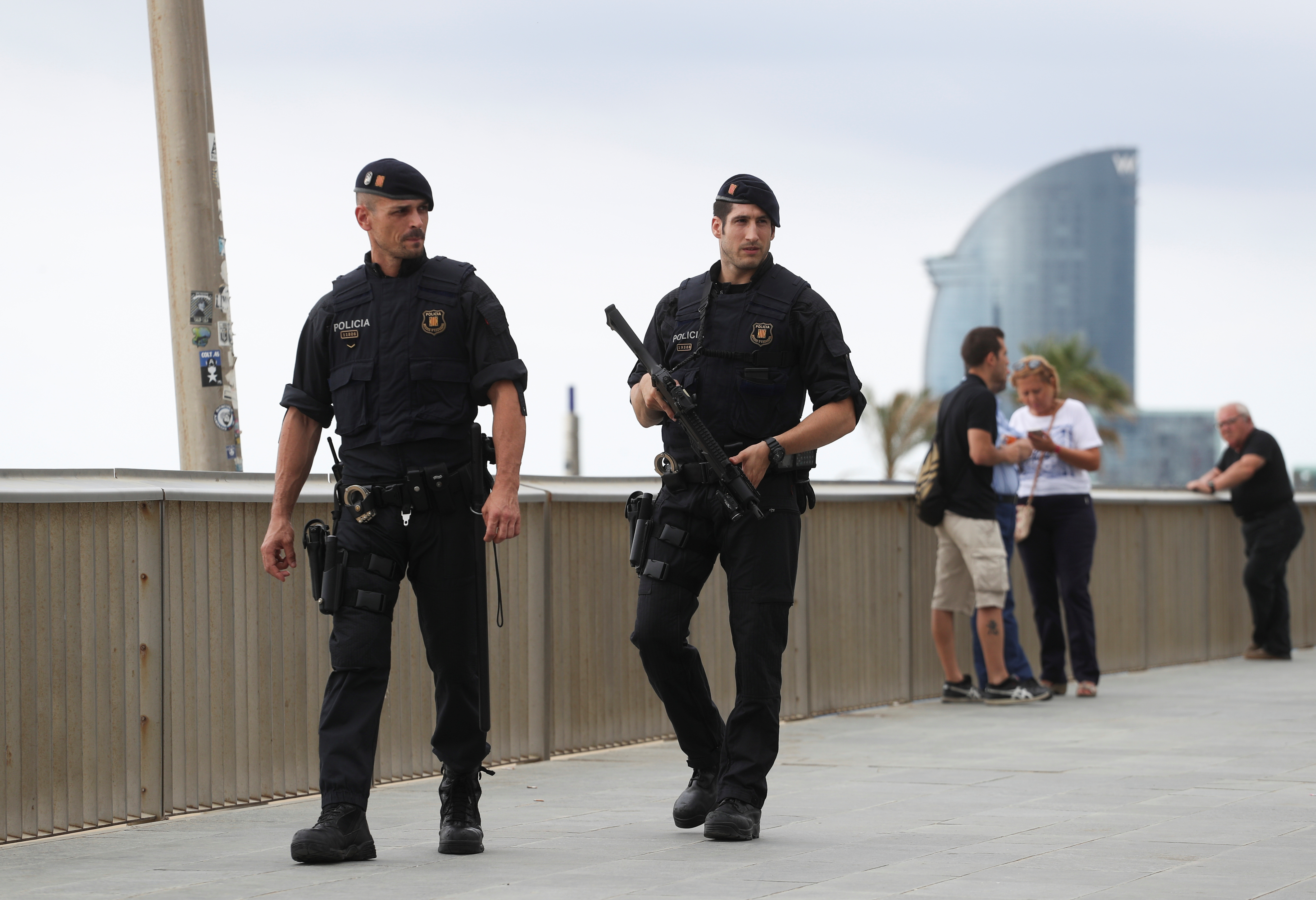 Spain to review police response to Barcelona attack amid questions