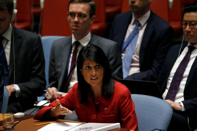 Nuclear inspectors should have access to Iran military bases: Haley