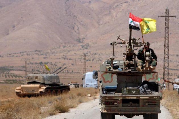 Hezbollah declares Syria victory: report