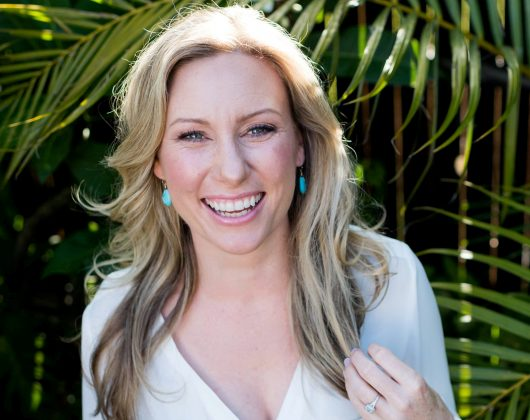 FILE PHOTO: Justine Damond, also known as Justine Ruszczyk, from Sydney, is seen in this 2015 photo released by Stephen Govel Photography in New York, U.S., on July 17, 2017. Stephen Govel/Stephen Govel Photography/Handout via REUTERS/File Photo