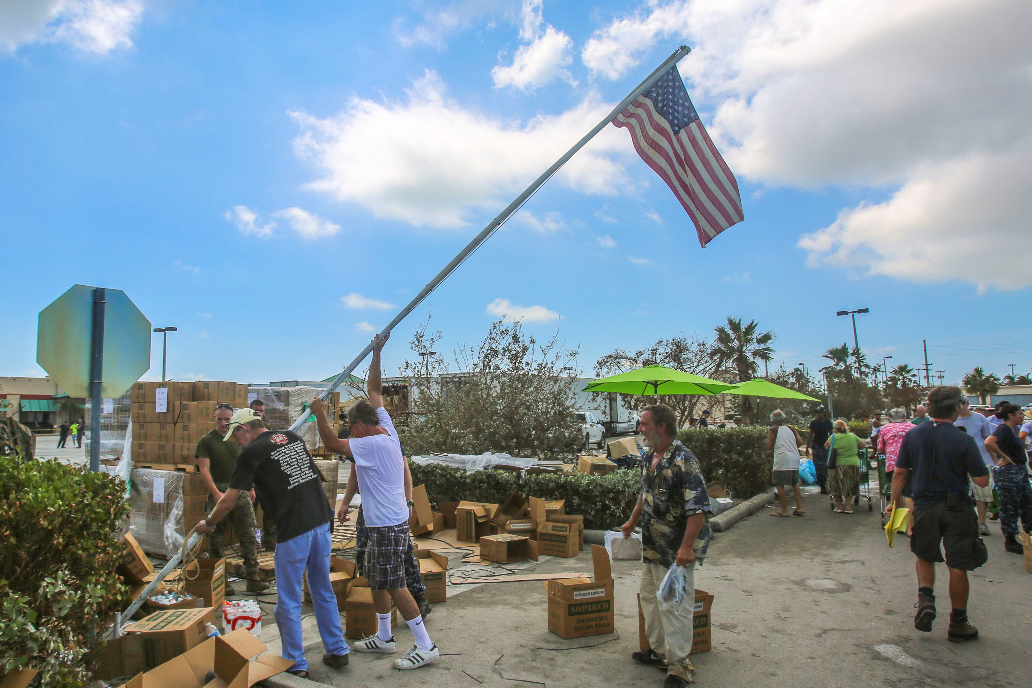 About 1.5 million, mostly in Florida, without power in Irma's wake