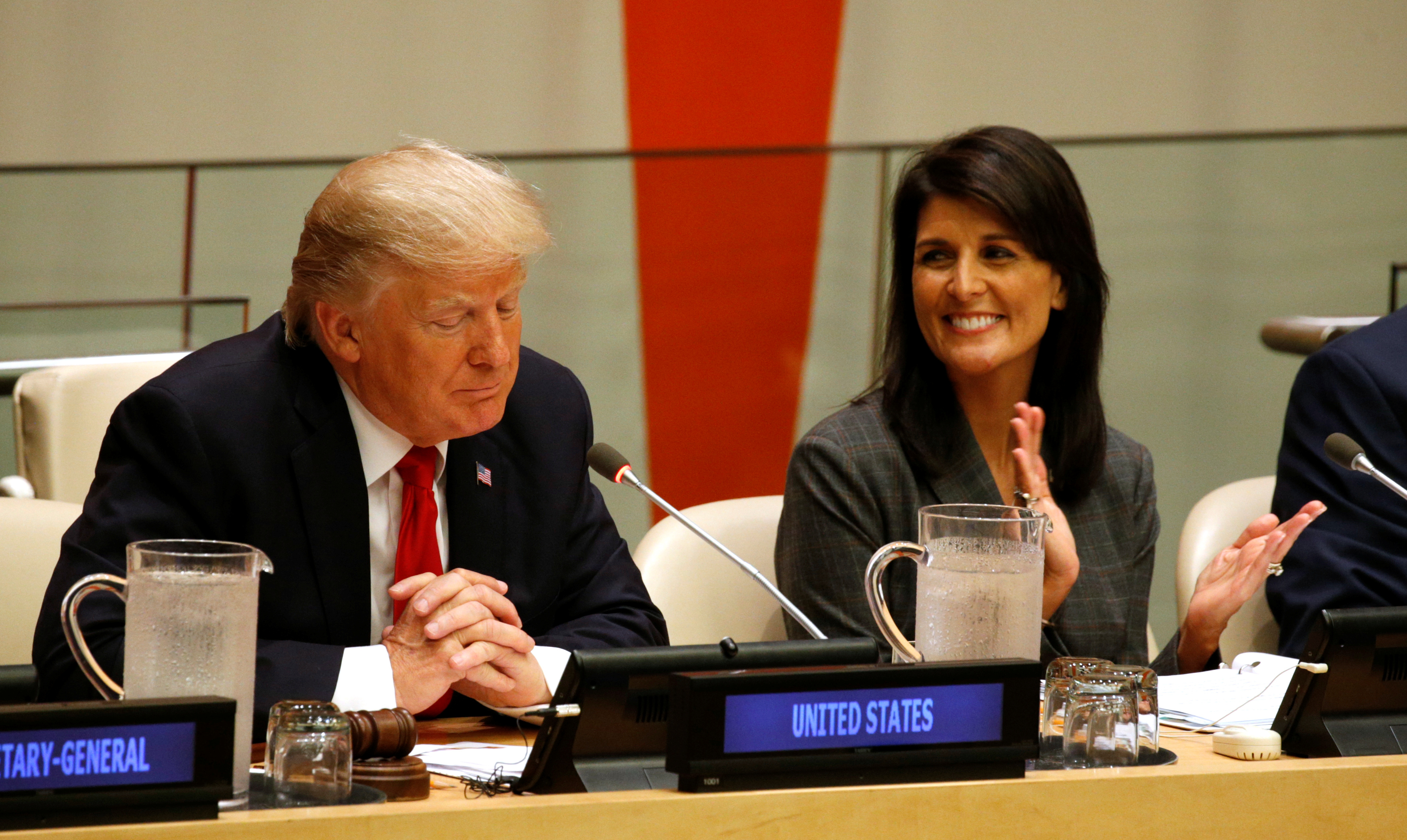 Trump to single out North Korea, Iran in first speech at U.N.