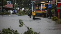 Powerful Hurricane Maria makes landfall on Puerto Rico
