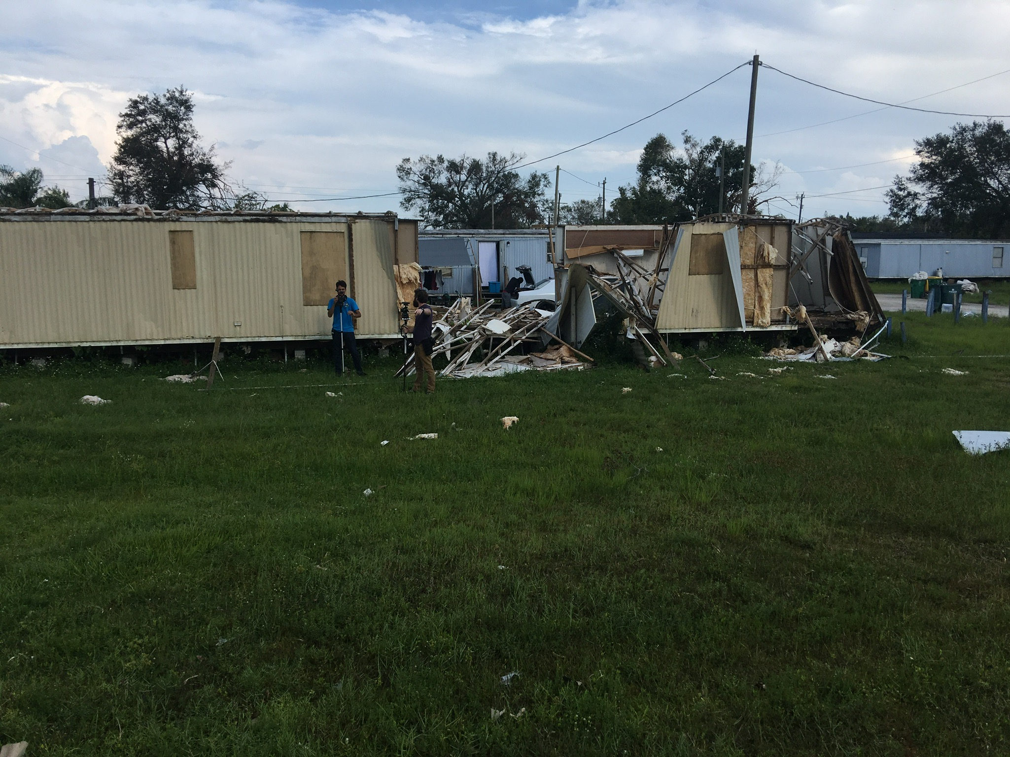 Another home destroyed by Hurricane Irma in Florida