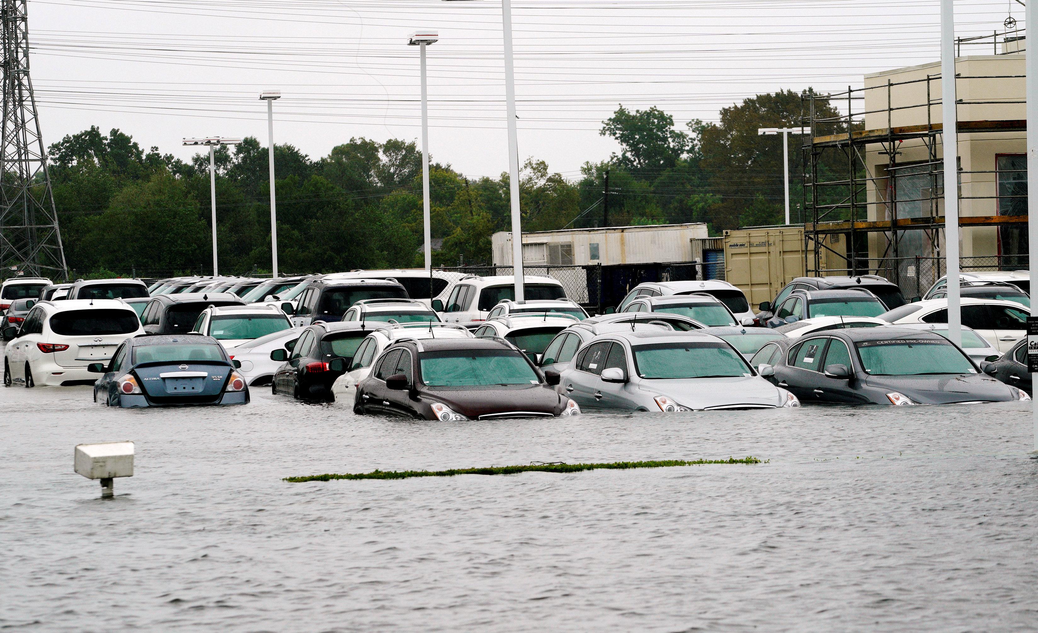 Texas gives Houston $50 million for Hurricane Harvey costs