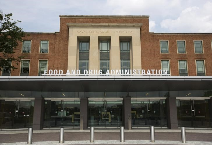 FILE PHOTO: A view shows the U.S. Food and Drug Administration (FDA) headquarters in Silver Spring, Maryland August 14, 2012. Picture taken August 14, 2012. REUTERS/Jason Reed