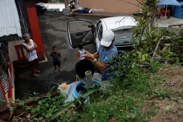 In the mountains of Puerto Rico, hurricane recovery is slower