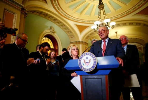 U.S. Senate backers of Obamacare deal seek support but prospects unclear