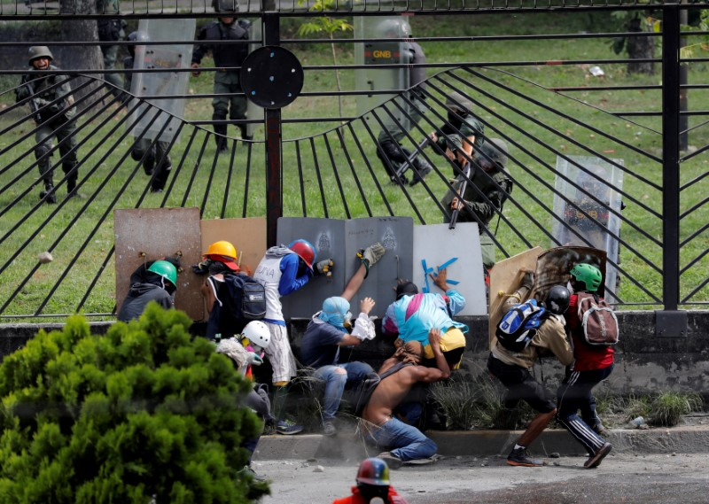 Venezuelan opposition disarray heaps pain on protesters