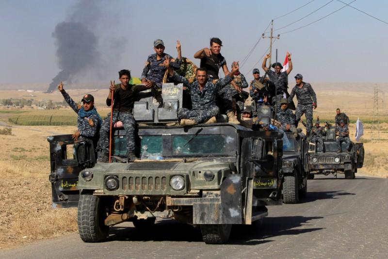 Iraqi forces, Kurdish Peshmerga agree on ceasefire, U.S.-led coalition says