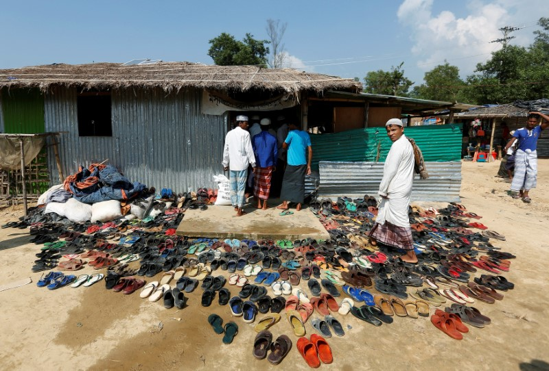 Myanmar corrects state media report on U.N. 'agreement' to help house refugees