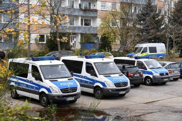 German police arrest Syrian suspected of planning bomb attack
