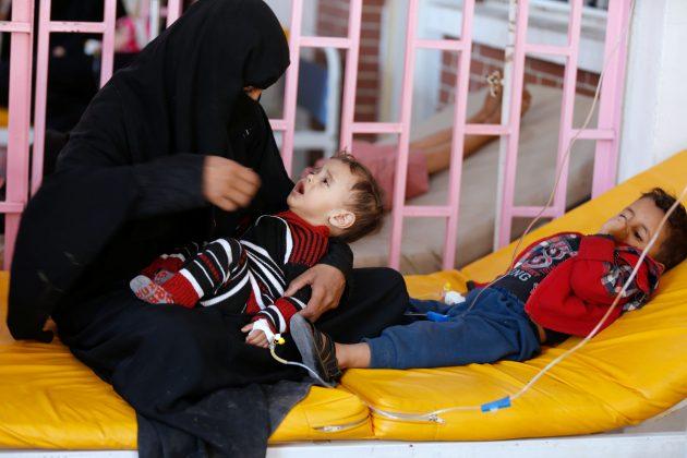 MSF says closing most cholera centers in Yemen as epidemic wanes
