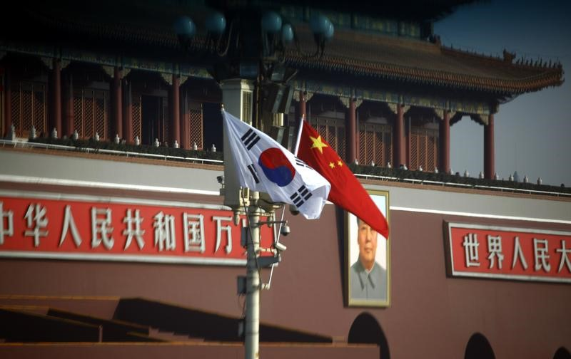 China, South Korea agree to mend ties after THAAD standoff