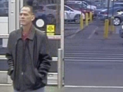 A person described by police as a person of interest. Thornton Police Department/via REUTERS