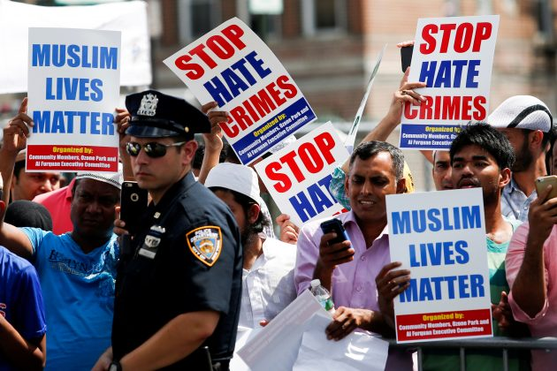 U.S. hate crimes rise for second straight year: FBI