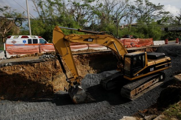 Puerto Rico requests $94.4 billion from U.S. Congress for rebuilding