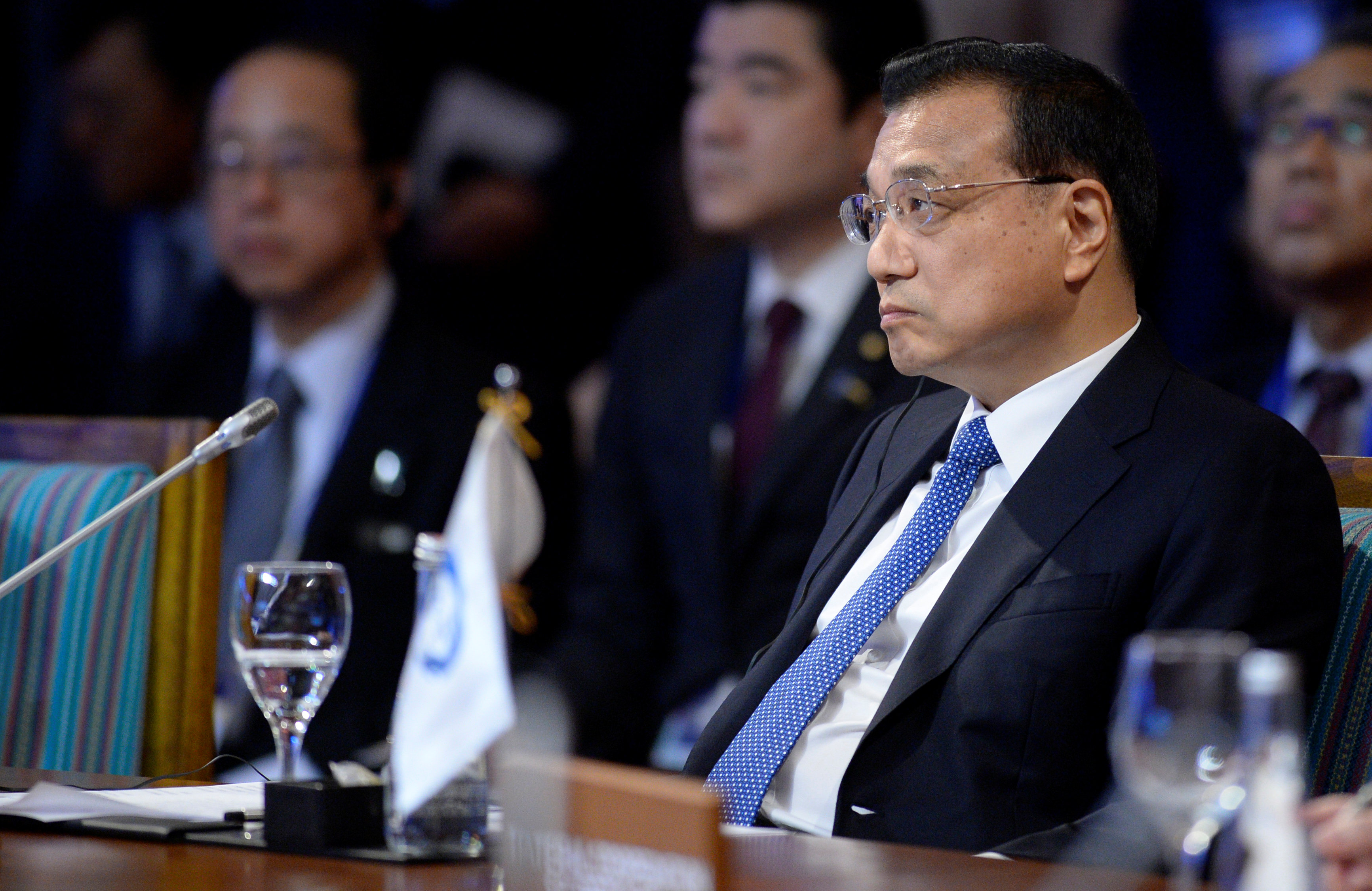 South China Sea code of conduct talks to be 'stabilizer' for region: China premier