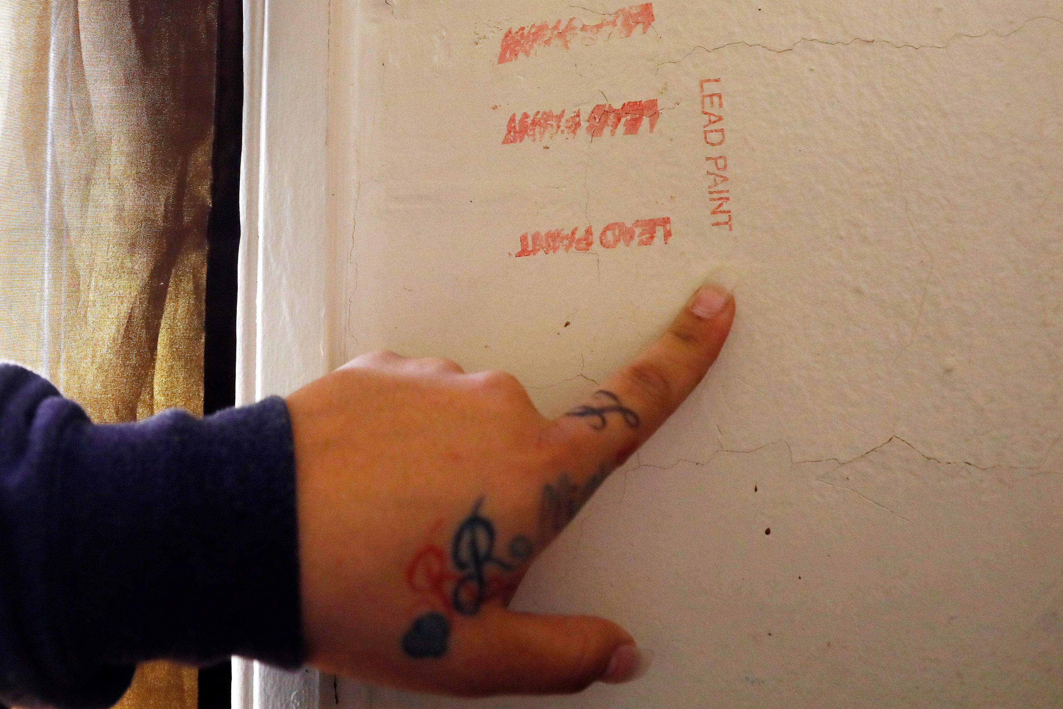 Special Report: Lead poisoning lurks in scores of New York areas