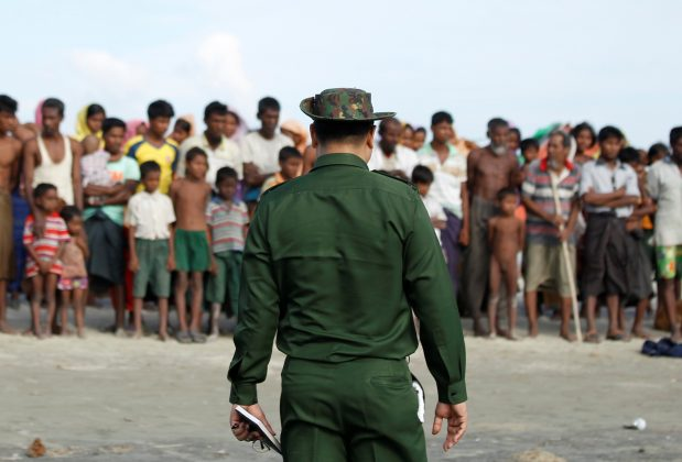 Tillerson to press Myanmar army chief to halt violence so Rohingya can return