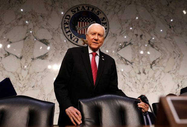 Senate Finance chairman revises tax plan to end Obamacare mandate