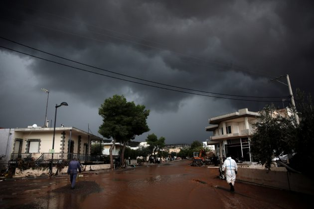 Flash floods kill at least 10 in downpour near Athens