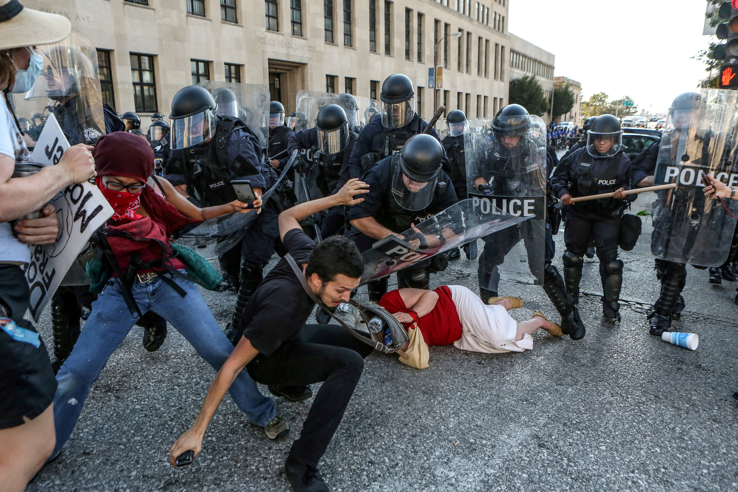 Federal judge limits St. Louis police conduct during protests