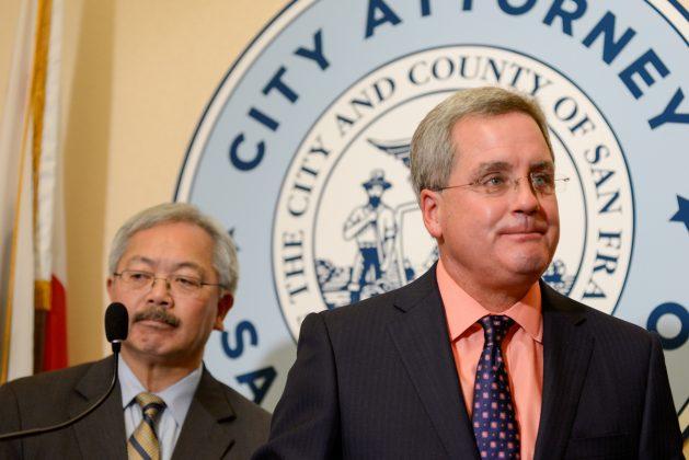 Judge in California blocks Trump's order on sanctuary cities