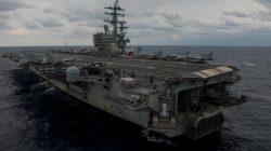 U.S. Navy plane crashes in Philippine Sea; three missing