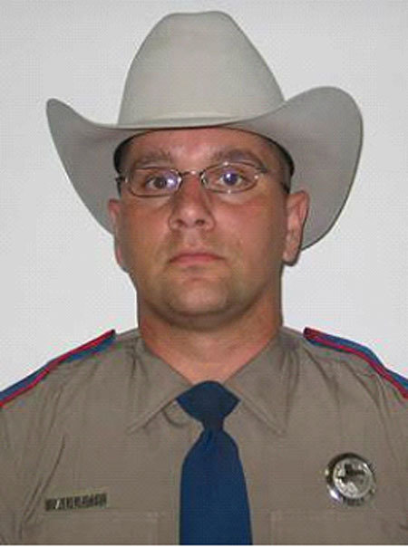 Man charged with murder in fatal shooting of Texas trooper