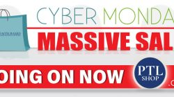 Cyber Monday, PTL Shop