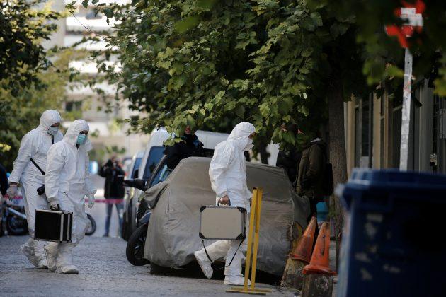 Greek police raids find explosives, nine held over links to banned Turkish group