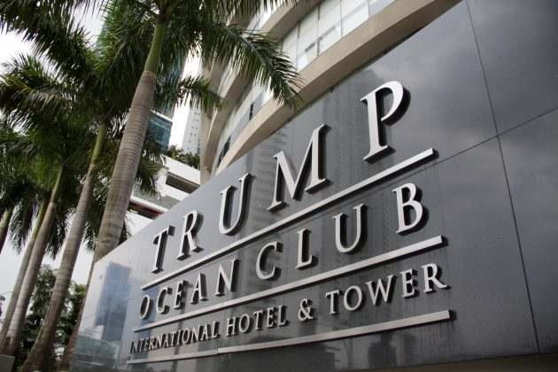 Trump Panama hotel owners trying to strip president's name -report
