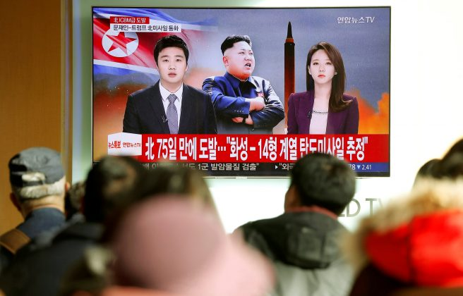 North Korea says 'breakthrough' puts U.S. mainland within range of nuclear weapons