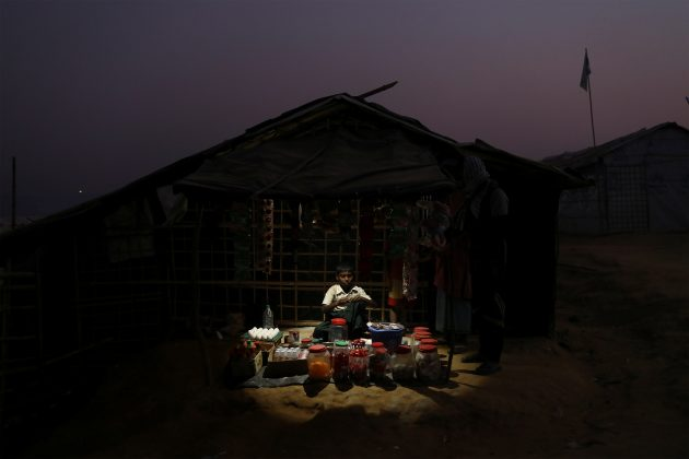 Bangladesh to turn island into temporary home for 100,000 Rohingya refugees