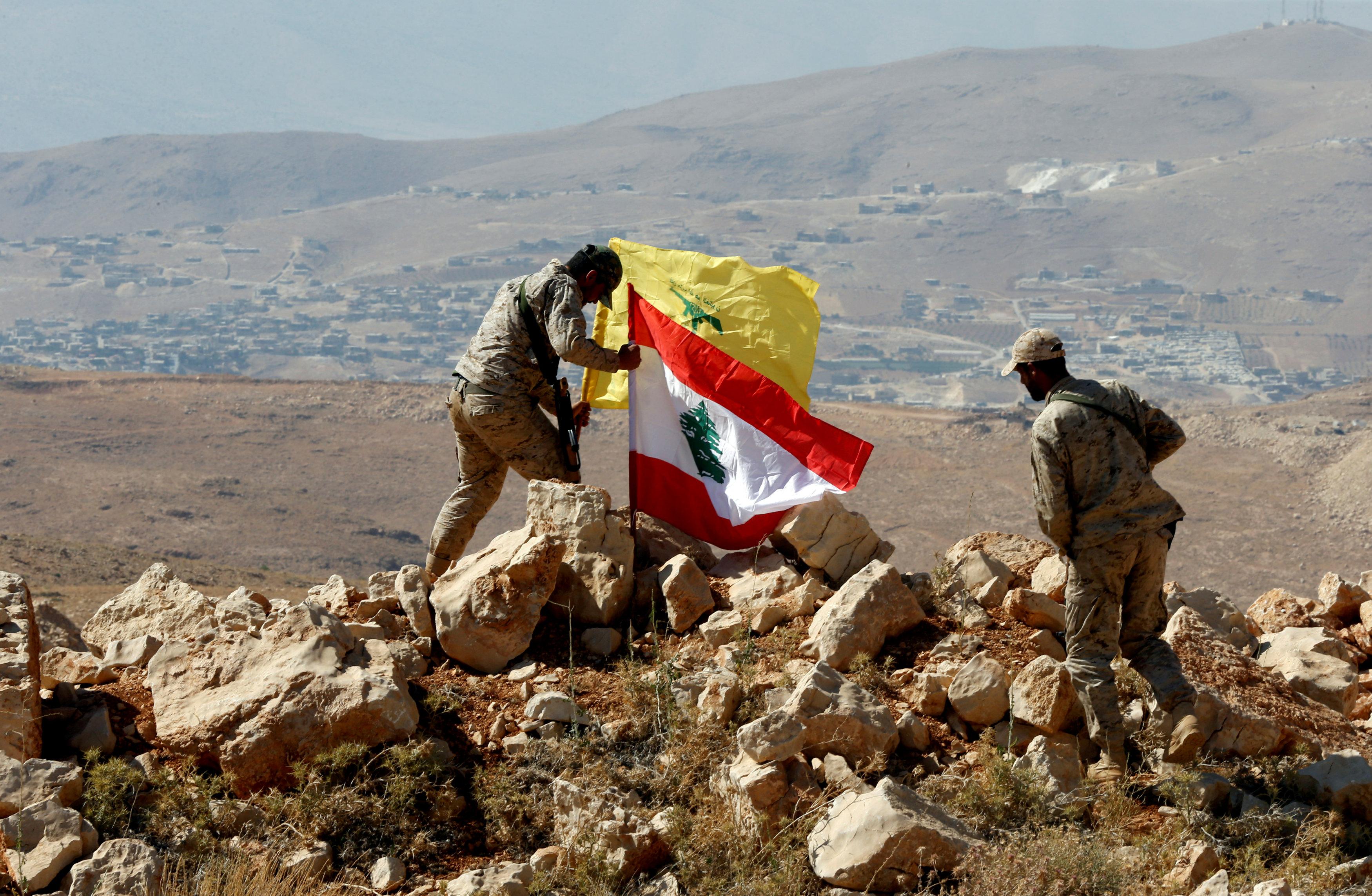 Hezbollah emerges a winner from Mideast turmoil, alarming foes