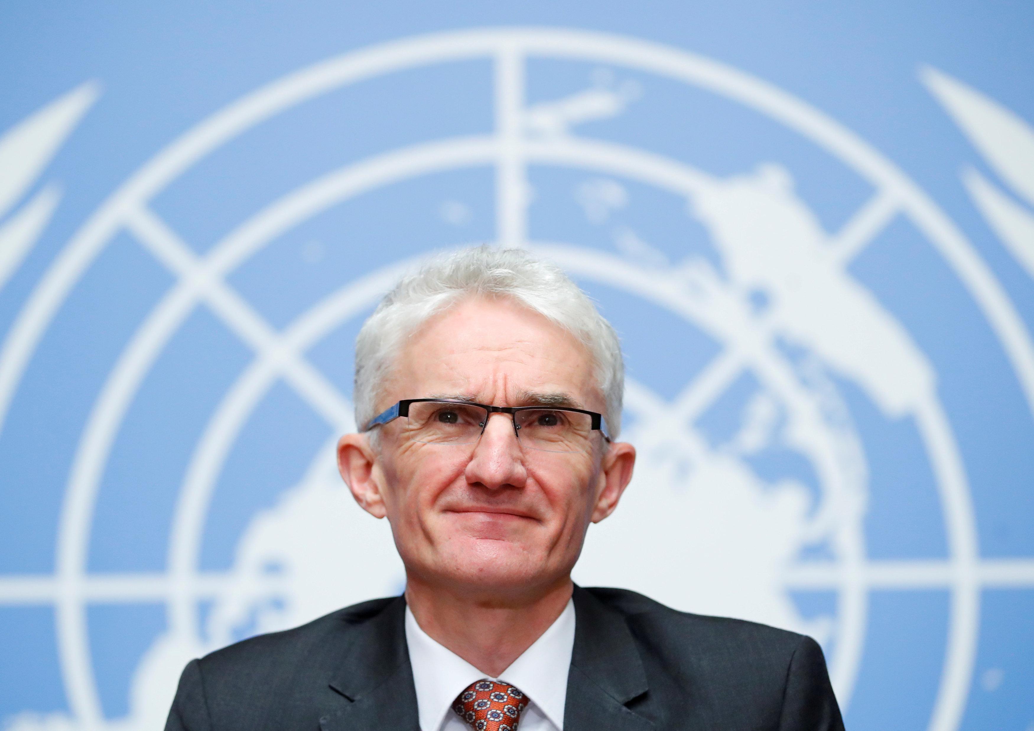 Yemen blockade needs to be fully wound down: U.N. aid chief