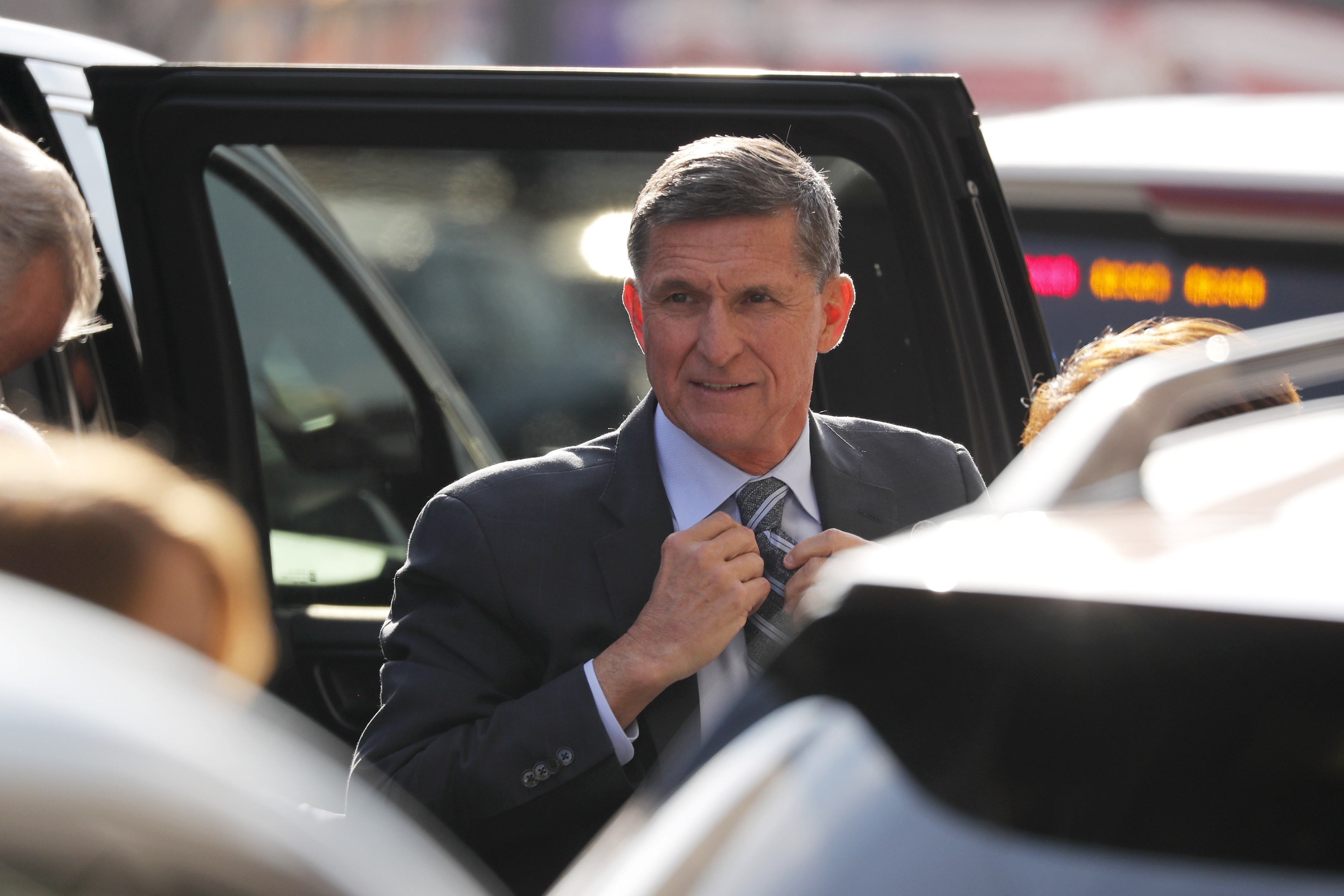 Flynn prepared to testify Trump directed him to contact Russians: ABC