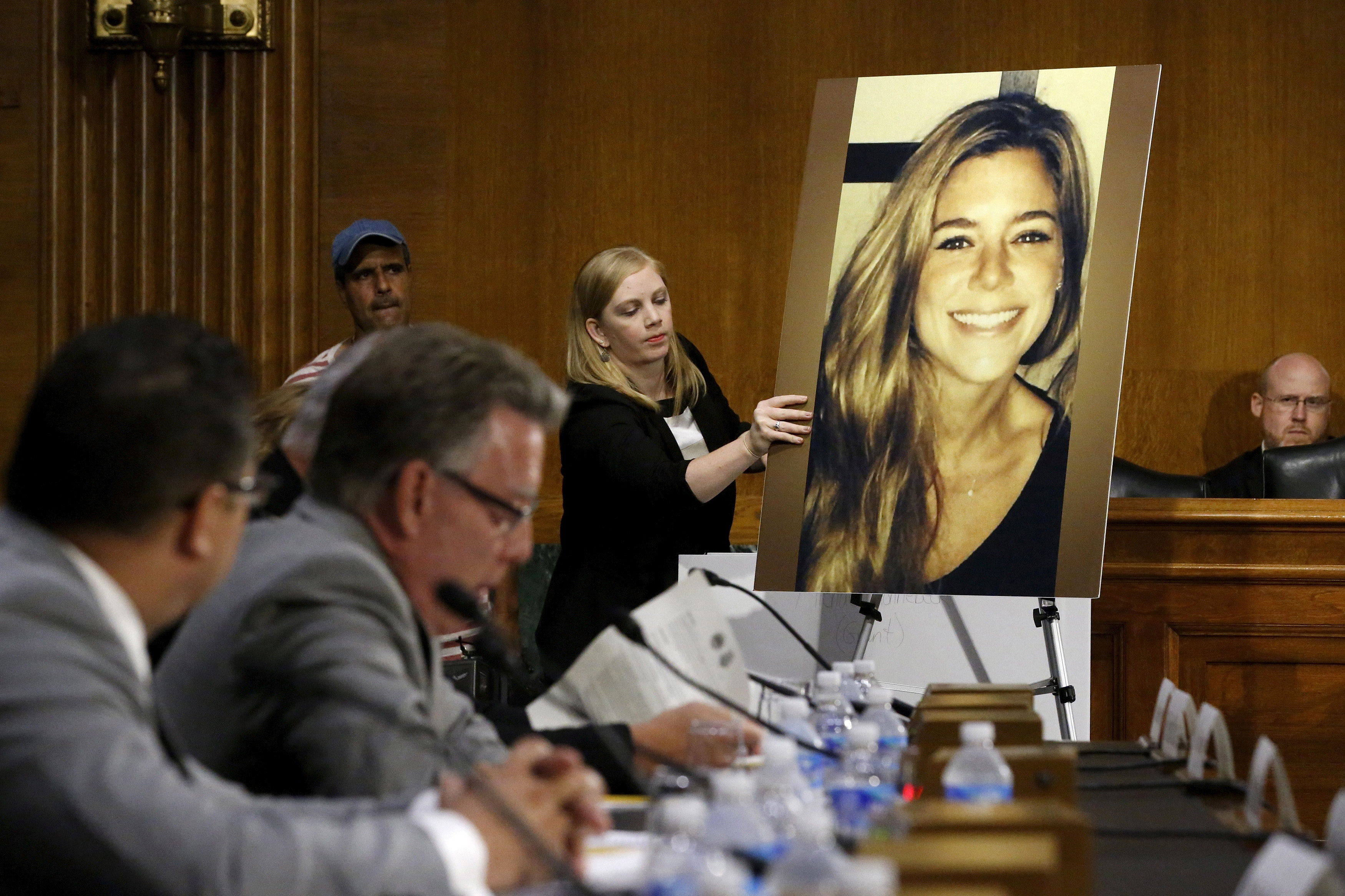 U.S. prosecutors seek arrest of illegal immigrant acquitted of Kate Steinle murder