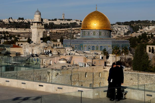 Warnings mount over Trump's Jerusalem declaration, Turkey sees 'red line'