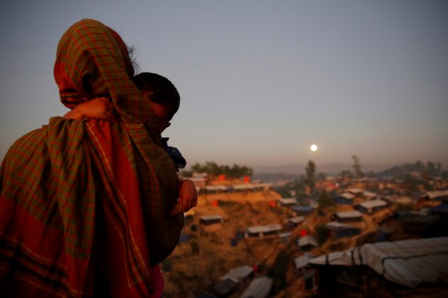 Rohingya refugees still fleeing from Myanmar to Bangladesh: UNHCR