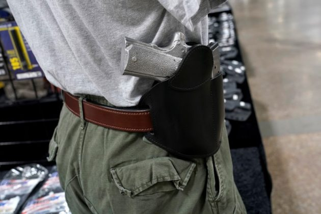 Bill letting people bring concealed guns across state lines passes U.S. House